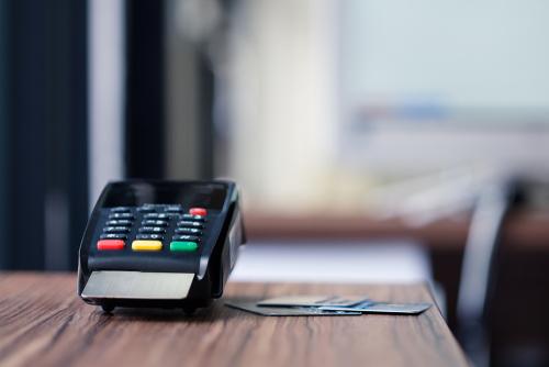 店舗のキャッシュレス決済⼿段提供事業者の選択 979社(2019.10.1 現在)